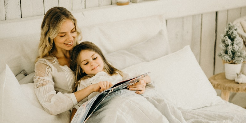 8 Reasons why you should read to your child